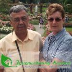 Renate und Otto Rosinus
